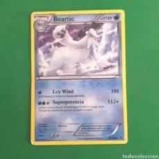 Trading Cards: (C-PK.01) CARTA POKEMON - BEARTIC. Lote 131282956
