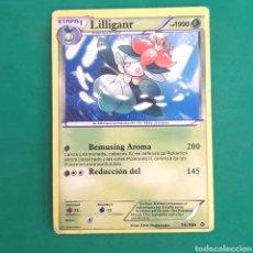 Trading Cards: (C-PK.01) CARTA POKEMON - LILLIGANR. Lote 131283594