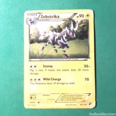 Trading Cards: (C-PK.01) CARTA POKEMON - ZEBSTRIKA. Lote 131286814