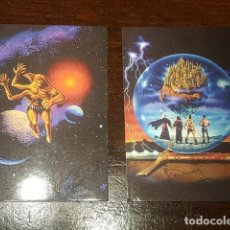 Trading Cards: LEE MACLEOD - TRADING CARDS INSERT CARDS - CARTAS ESPECIALES TEKCHROME T7 Y T8 EN PERFECTO ESTADO. Lote 131924058