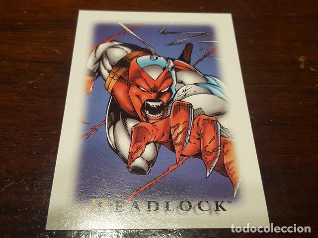 Trading Cards: 1995 Skybox Younblood stickers Set de 3 adhesivos de la coleccion de trading cards En perfecto esta - Foto 2 - 131924234