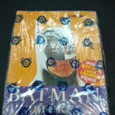 Trading Cards: CAJA 36 SOBRES CERRADO BATMAN RETURNS MOVIE PHOTO CARDS TOPPS 1992. Lote 132059518