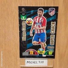 Trading Cards: ADRENALYN 17/18 NUEVO SUPERCRACK DIEGO COSTA ATLÉTICO DE MADRID. Lote 132193782