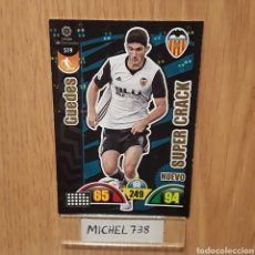 Trading Cards: ADRENALYN 17/18...NUEVO SUPER CRACK...GUEDES...VALENCIA.... Lote 132236809