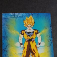 Trading Cards: DRAGONBALL DRAGON BALL ANTHOLOGIE - PANINI - 50 GOKUH OMO SÚPER GUERRERO - SCAOUTEUR FORCE. Lote 194986696