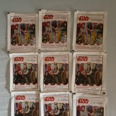 Trading Cards: STAR WARS TRADING CARDS CARREFOUR . CARTAS COLECCIONABLES.. Lote 133164354
