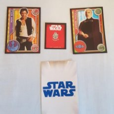 Trading Cards: STAR WARS TRADING CARDS CARREFOUR. CARTAS COLECCIONABLES.. Lote 133167202