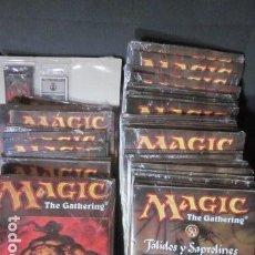 Trading Cards: MTG MAGIC THE GATHERING SALVAT COLECCION COMPLETA EN ESPAÑOL PRECINTADA 50 FASCICULOS. Lote 133373174