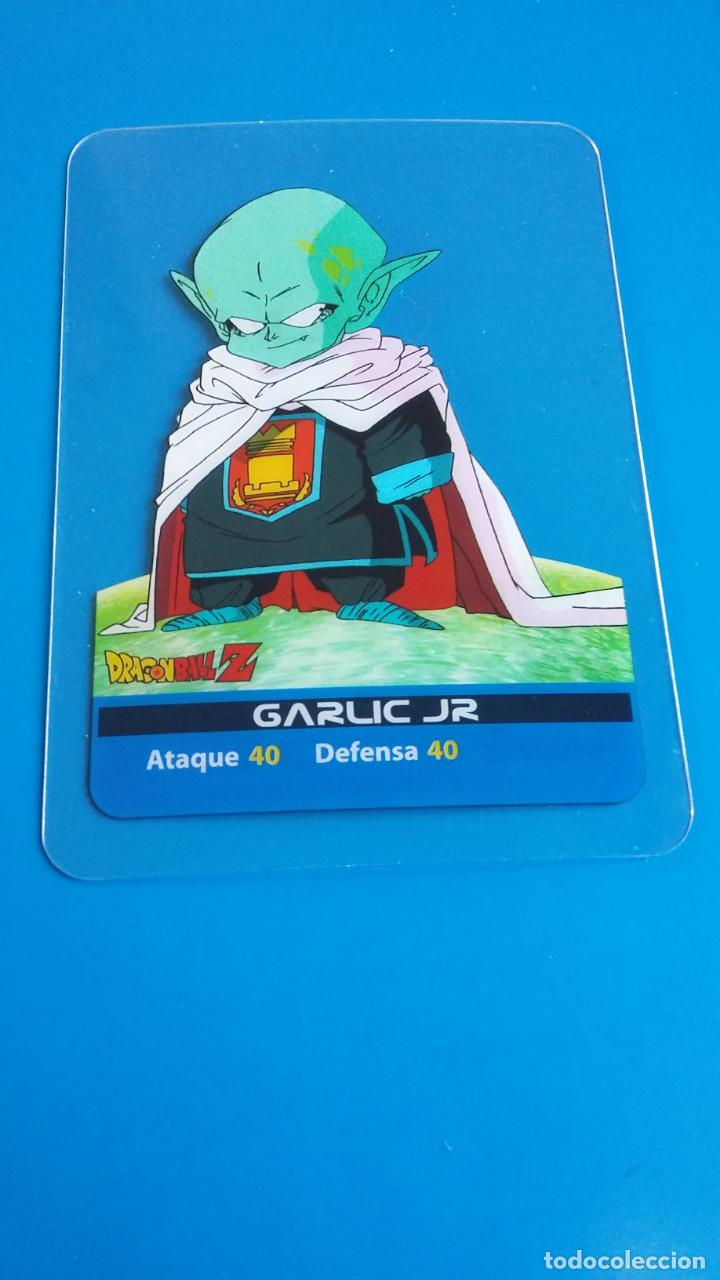 Dragonball Z Lamincards Serie Oro En Espanol Sold Through Direct Sale 134334802 Though he was defeated in dead zone, he reappears as the main antagonist in the garlic jr. comics and tebeos