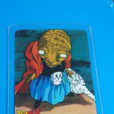 Cartas Colecionáveis: DRAGONBALL Z LAMINCARDS SERIE ORO ( EN ESPAÑOL ) - EDIBAS - CARD Nº 137 BABIDI. Lote 134337426