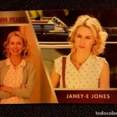 Trading Cards: TRADING CARD TWIN PEAKS NAOMI WATS JANEY É JONES. Lote 134804206