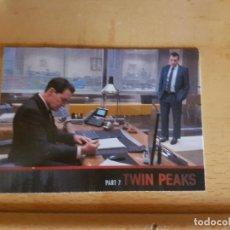Trading Cards: TWIN PEAKS TRADING CARD TEMPORADA 3 DOUGIE JONES. Lote 134837402
