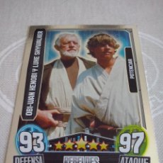 Trading Cards: TOPPS - STAR WARS FORCE ATTAX 2013 SERIE 3 CARD NUM. 197 NUEVA DE SOBRE .MBE. Lote 135019006
