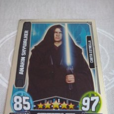Trading Cards: TOPPS - STAR WARS FORCE ATTAX 2013 SERIE 3 CARD NUM. 212 NUEVA DE SOBRE .MBE. Lote 135021114