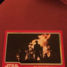 Trading Cards: STARWARS EL DESPERTAR DE LA FUERZA EL RETORNO DEL JEDI NÚMERO 144. Lote 135624125