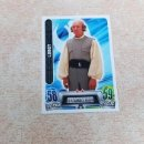 Trading Cards: Nº 39 LOBOT PRIMERA COLECCION CROMOS CARDS STAR WARS CARREFOUR TOPPS FORCE ATTAX JEDI CROMO CARD. Lote 135970290