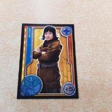 Trading Cards: Nº 90 ROSE CROMOS CARDS STAR WARS CARREFOUR TOPPS EL CAMINO DE LOS JEDI CROMO CARD. Lote 148248801