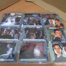 Trading Cards: STARGATE ATLANTIS: SEASON 1 63 TRADING CARDS COMPLETA!. Lote 139324146