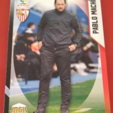 Trading Cards: PANINI MGK MEGACRACKS 2018 2019 PABLO MACHIN SEVILLA 454. Lote 139337886