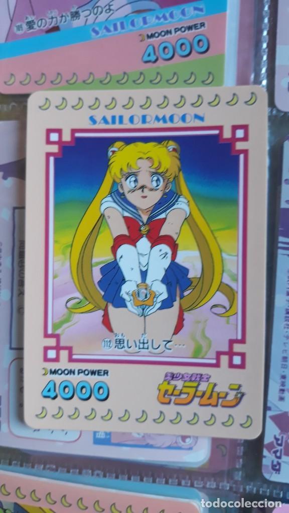 SAILOR MOON PP CARD 112 (Coleccionismo - Cromos y Álbumes - Trading Cards)