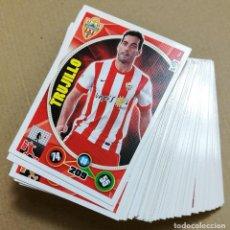 Trading Cards: LOTE MAS DE 120 BASICOS DIFERENTES DISTINTOS ADRENALYN XL 2014-2015 TRADING CARDS LIGA 14 15 CROMOS . Lote 139917910