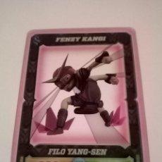 Trading Cards: DESAFIO CHAMPIONS SENDOKAI BLACK ED. N° 059. Lote 141132838
