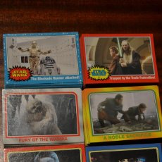 Trading Cards: STAR WARS HERITAGE : COLECCION COMPLETA 120 CARDS. Lote 141947662