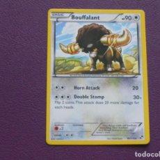 Trading Cards: CARTA POKEMON / BASIC / BOUFFALANT / HP 90. Lote 143204186
