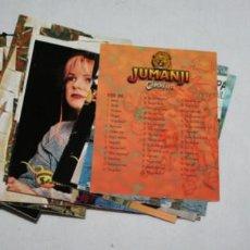 Trading Cards: COLECCION DE 60 CARTAS JUMANJI, SKYBOX 1995, TRADING CARDS . Lote 143529414
