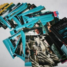Trading Cards: COLECCION DE 57 CARTAS CATWOMAN, INKWORKS, TRADING CARDS . Lote 143534758