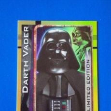 Trading Cards: DARTH VADER EDICIÓN LIMITADA LEMPA . STAR WARS . ROGUE ONE . TOPPS . NUEVA. Lote 143851510