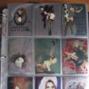 Trading Cards: OLIVIA DE BERARDINIS - THE BEST OF OLIVIA - 90 CARDS COMPLETA + PROMO CARD . Lote 143980950