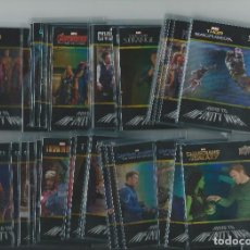 Trading Cards: VENGADORES : INFINITY WAR CARDS : SUBSET ROAD TO INFINITY WAR COMPLETO (40 CARDS). Lote 144527830
