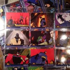 Trading Cards: THE BATMAN. TRADING CARDS SEASON 1.TOPPS.2005. COLECCIÓN COMPLETA BÁSICA. 90 CARDS.. Lote 144724370