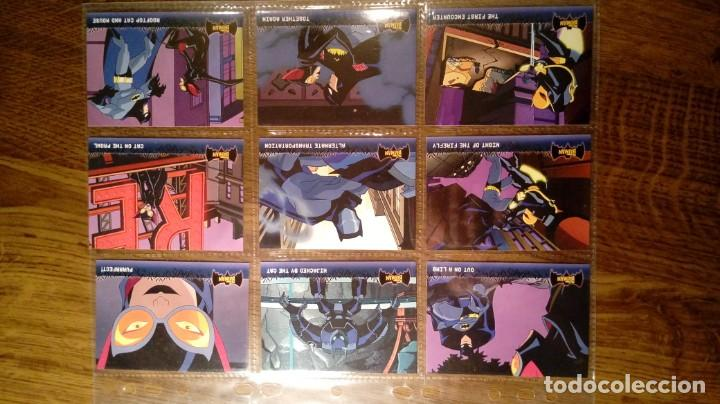 Trading Cards: THE BATMAN. TRADING CARDS SEASON 1.TOPPS.2005. COLECCIÓN COMPLETA BÁSICA. 90 CARDS. - Foto 10 - 144724370