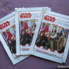 Trading Cards: STAR WARS. Lote 148190878