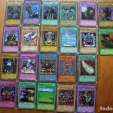 Trading Cards: 22 CARTAS YUGIOH. Lote 146393590