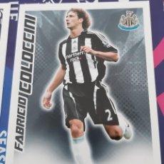 Trading Cards: CARD TOPPS MATCH ATTAX FABRICIO COLOCCINI NEWCASTLE. Lote 147597438