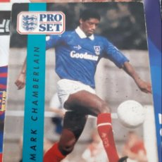 Trading Cards: CARD PRO SET MARK CHAMBERLAIN PORTSMOUTH. Lote 147598610