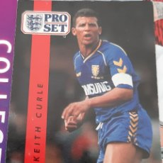 Trading Cards: CARD PRO SET KEITH CURLE WIMBLEDON. Lote 147598730