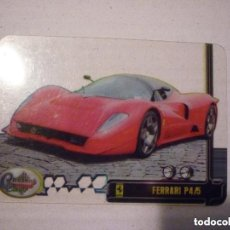 Trading Cards: CRYSTAL CARD Nº 054 COLECCION DREAM CARS MUNDICROMO SPORT CROMOS. Lote 147771642