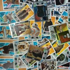 Trading Cards: LOTE DE 49 TRADING CARDS TOPPS FORCE ATTAX STAR WARS. Lote 148928034
