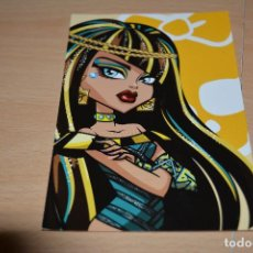 Trading Cards: MONSTER HIGH PHOTOCARDS NUMERO 11. Lote 149258678