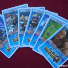 Trading Cards: LOTE 8 CARTAS CLASH ROYALE. Lote 149580630