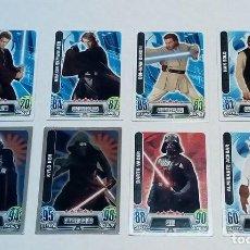 Trading Cards: CARTAS STAR WARS. Lote 150686650