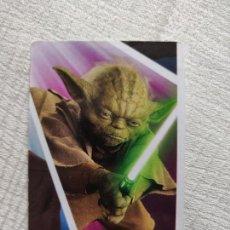 Trading Cards: FORCE ATTAX STAR WARS [CARREOFUR - EL CAMINO DE LOS JEDI] S09-PUZZLE 1-9 ADHESIVO (ADHESIVO) . Lote 151435042