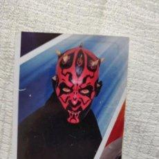 Trading Cards: FORCE ATTAX STAR WARS [CARREOFUR - EL CAMINO DE LOS JEDI] S16-PUZZLE 2-7 ADHESIVO (ADHESIVO) . Lote 151435102
