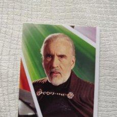 Trading Cards: FORCE ATTAX STAR WARS [CARREOFUR - EL CAMINO DE LOS JEDI] S18-PUZZLE 2-9 ADHESIVO (ADHESIVO) . Lote 151435114