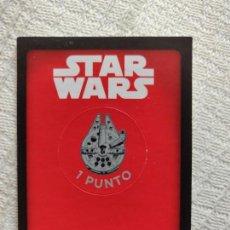 Trading Cards: FORCE ATTAX STAR WARS [CARREOFUR - EL CAMINO DE LOS JEDI] PUNTOS-PUNTOS PUNTOS (PUNTOS) . Lote 151435146