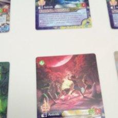 Trading Cards: FANTASY RIDERS. AQUELARRE DE LAS BRUJAS. Nº 324. C6CR. Lote 151435178